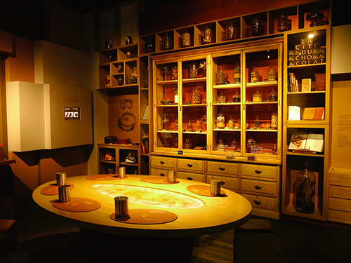 L'atelier des saveurs