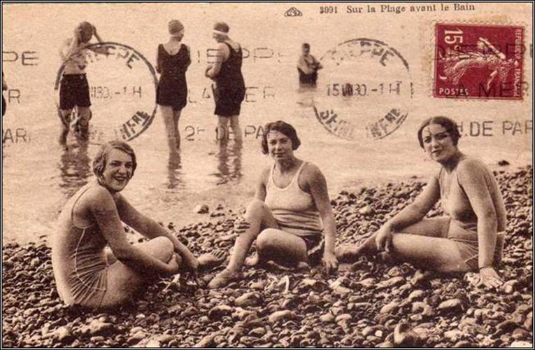 l'epreuve du maillot de bain-femme-50 ans