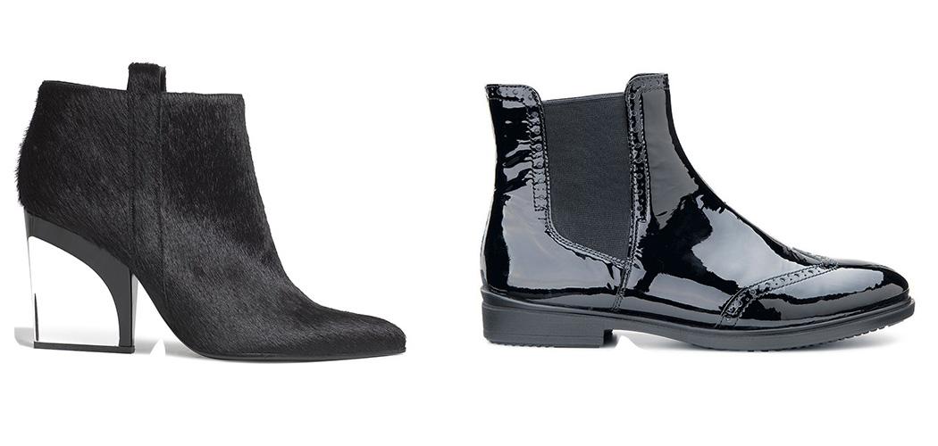 d marche de saison des chaussures pour l 39 hiver. Black Bedroom Furniture Sets. Home Design Ideas