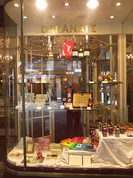 Darantz, un des plus vieux chocolatiers de Bayonne