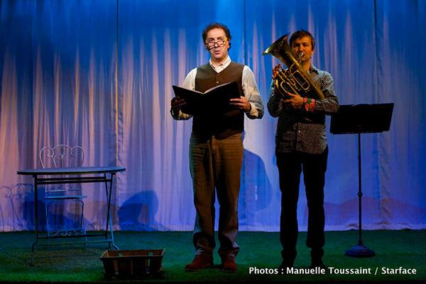 Hyacinthe et Rose-Fraçois Morel -Théâtre de l'atelier-Les-bomeuses
