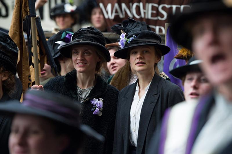 Les suffragettes -film-Meryl streep-Helena Bonam Carter-Les Boomeuses.JPG