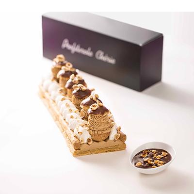 C'est-chou-Les-Boomeuses_dessert-Profiterole-Cherie