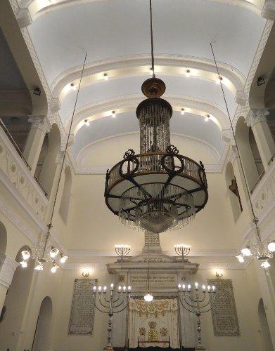 La grande synagogue de style Art Déco