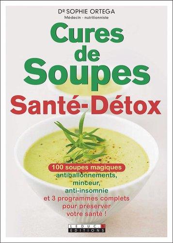cures de soupe sante-detox-Dr.sophie Ortega-les boomeuses
