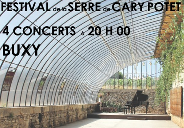Festival de la serre de Cary POtet_BOurgogne_les Booeuses