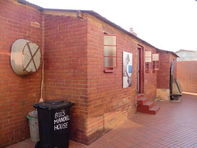 La maison de Mandela