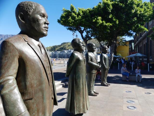 les-statues