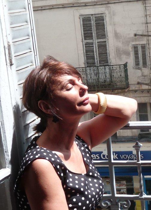 Gober la lumiere-dominique mallie-les boomeuses-Femme_50 ans-webmagazine