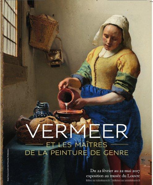 Pourquoi on va aimer l'expo Vermeer au Louvre