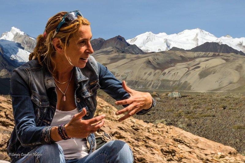 Anne Bialek s'est installée il y a10 ans en Bolivie et y a fondé l'agence Thaki Voyage