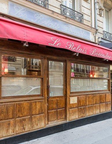 cuisine italienne, Le Relais Boccador, une institution depuis plus de 40 ans