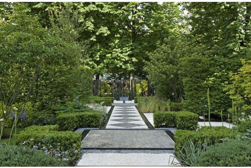 les bommeuses-jardins, jardin