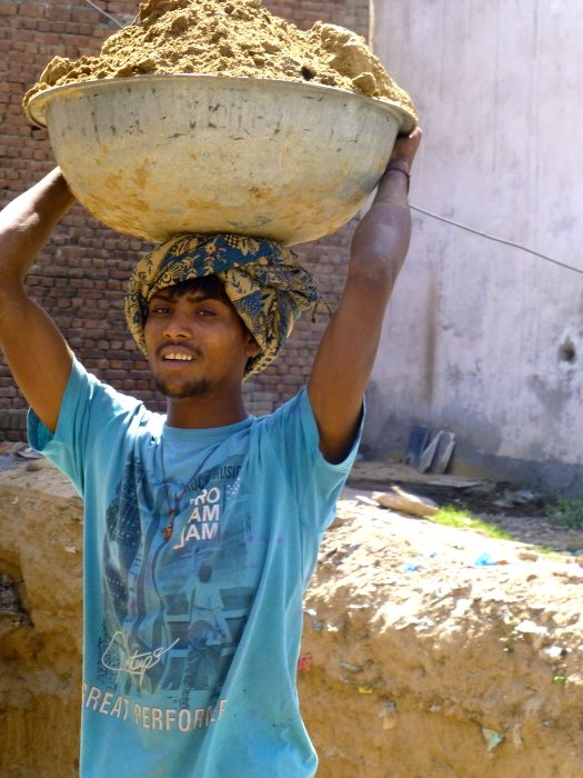 Rajhastan-ouvrier