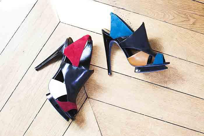 La chaussure, objet de nos désirs