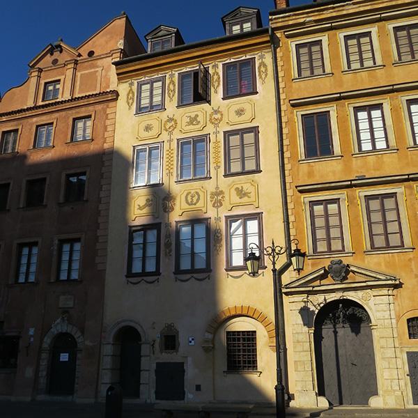 Des maisons du 17 et 18 e siècle démolies et reconstruites à l'identique après la guerre