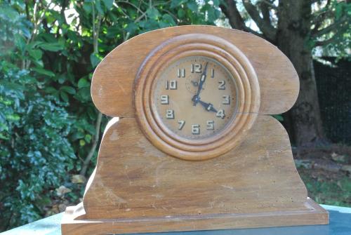 Vieille horloge.