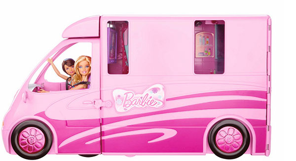 barbie, noël, cadeaux