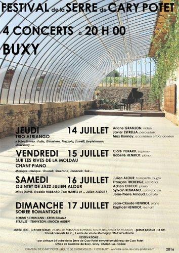 festival de la serre cary-bourgogne-Les Boomeuses
