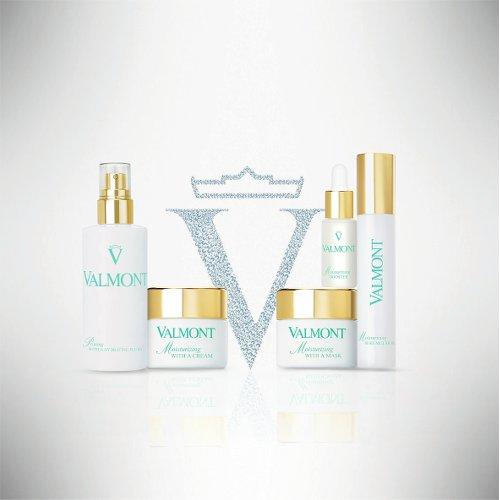 photo de produits de la marque VAlmont parue dans le magazine Les boomeuses
