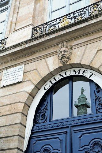 Visite privée de la maison Chaumet et du Ritz