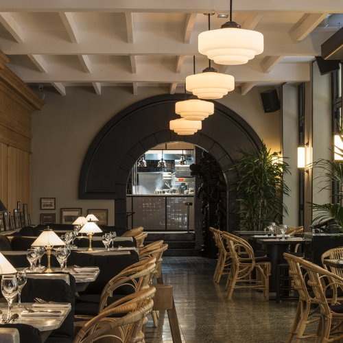 Salle restaurant-bambou-les boomeuses