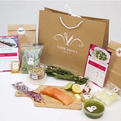 cook angels-kit culinaire-saint-valentin