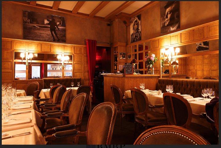 cuisine italienne-Le relais Boccador