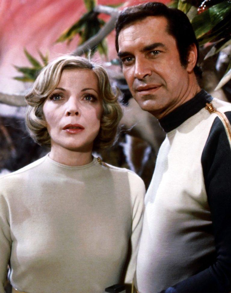 Mission impossible-martin landau et son épouse