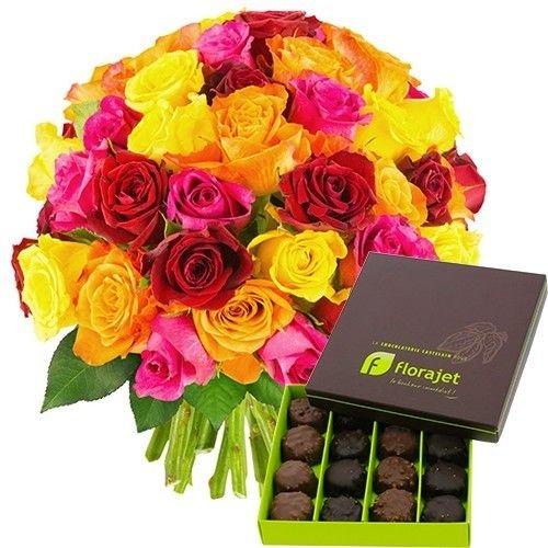 bouquet de fleurs- Florajet