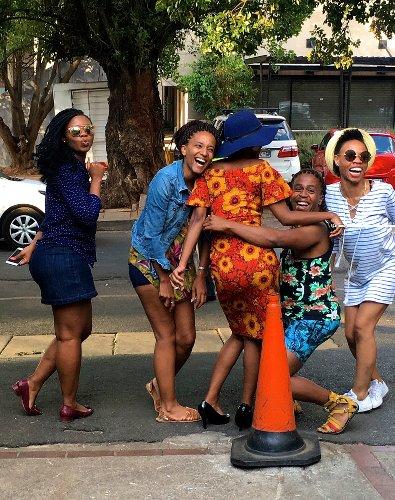Afrique du sud-coté ville-Les Boomeuses-johannesburg