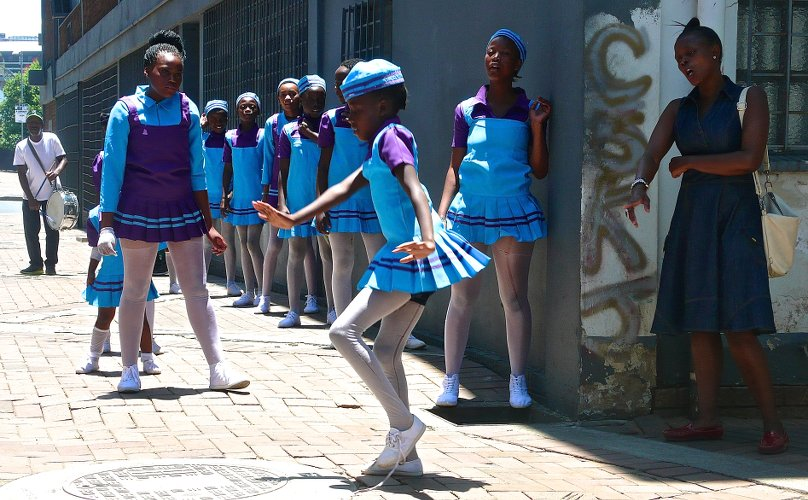 Afrique du sud-johannesburg
