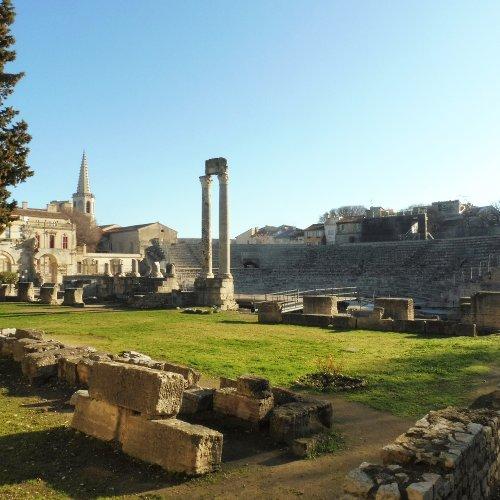 camargue-Arles