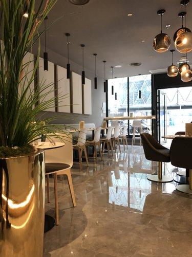 Ds café au Centre Beaugrenelle