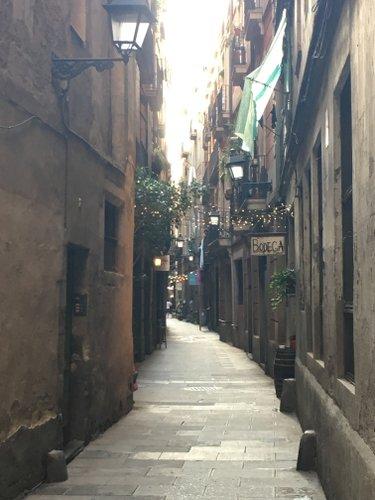 Barcelone-el born