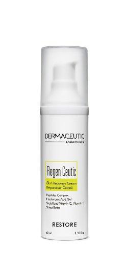 Photo d'un tube de crème visage femme de la marque Dermaceutic