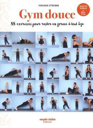 couverture du livre gym avec photos de femmes en train de faire des exercices parue dans les boomeuses