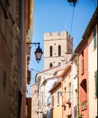 village Argelès-sur-mer