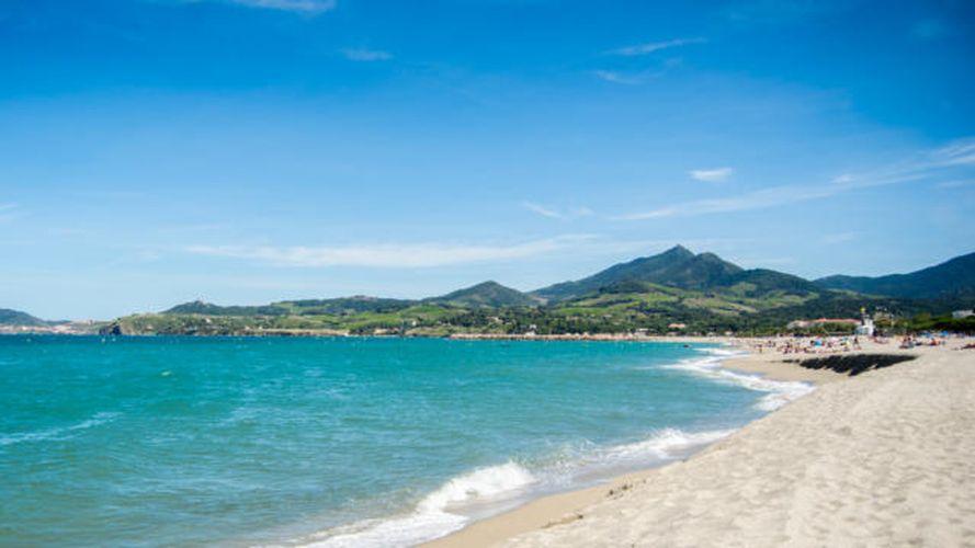 les plagesd' Argelès-sur-mer