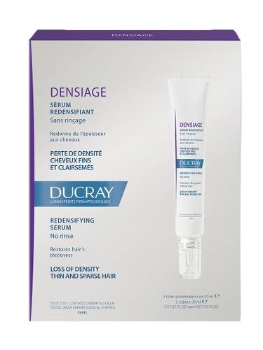 Tube de crème antiâge pour les cheveux de chez Ducray