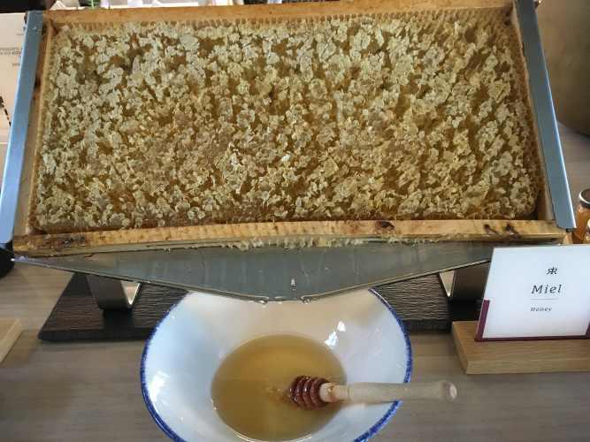 miel de l'hôtel la bobadilla
