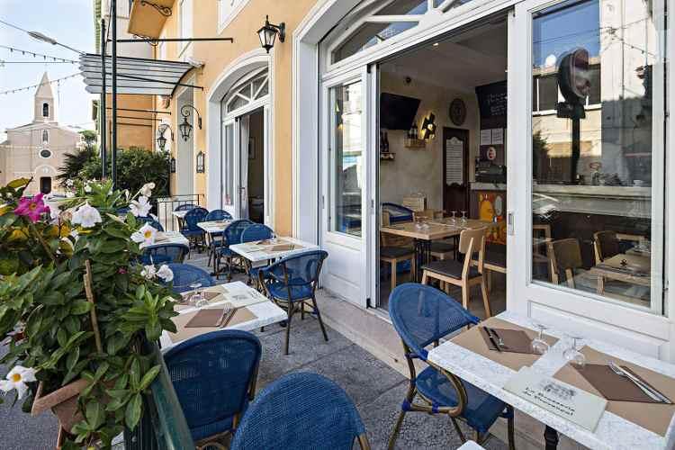 Le bistrot de l'hôtel le provençal