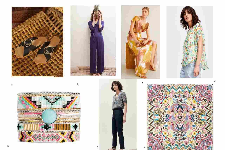 vêtements pour l'été à moins de 100 euros