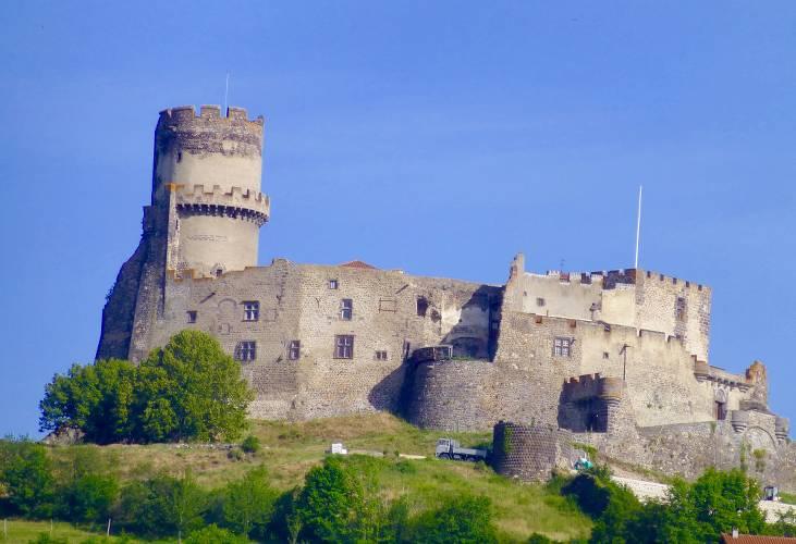 Château en Auvergne