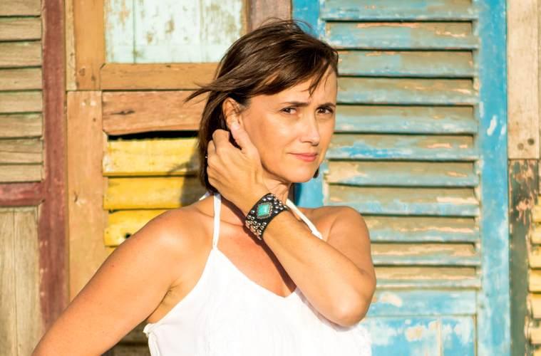 Sandrine Catalan-Massé l'auteur de Je te souffle demain