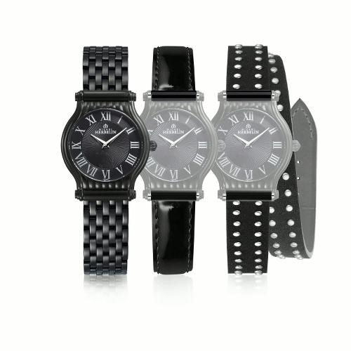 montres noires