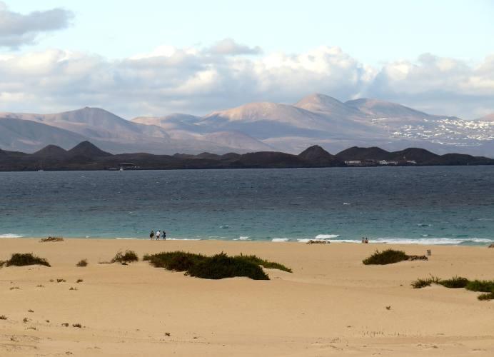 plage à Fuerventura