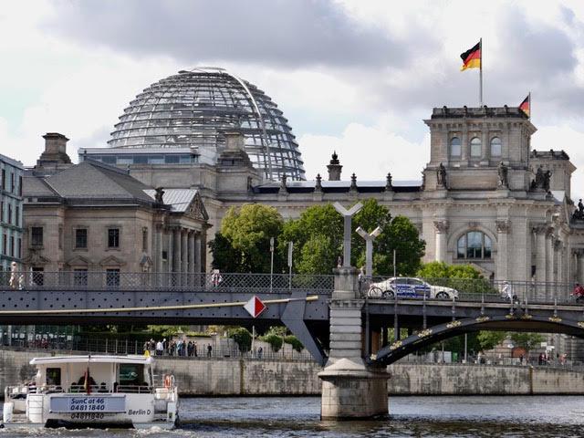le reichstage berlin
