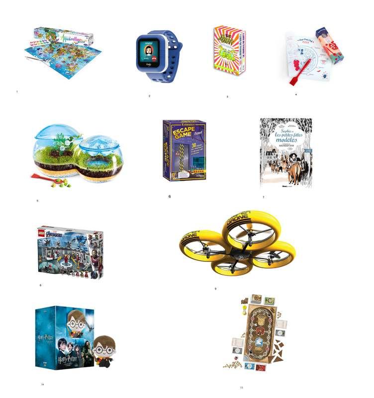 cadeaux pour les kids noel