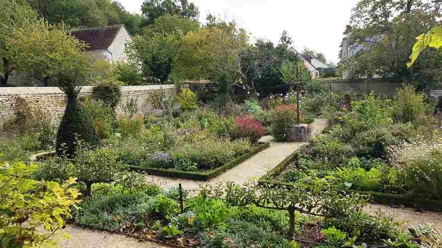 loches jardin